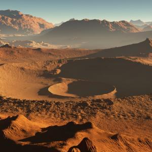 На Марс има земетресения