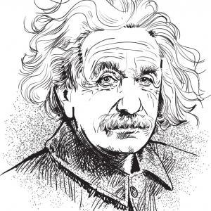 Ето как звучи гласът на Алберт Айнщайн