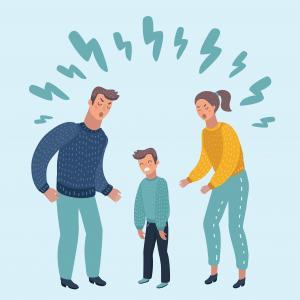 Фразите, които родителите в никакъв случай не трябва да казват на децата си