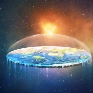 Плоскоземец обяснява защо никой не е паднал от ръба на Земята