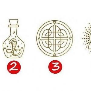 Изберете един от тези мистични символи и вижте какво ви липсва в живота
