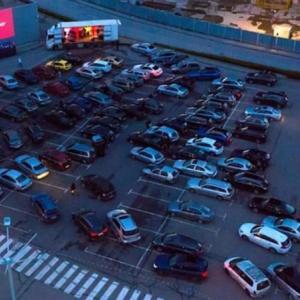 На кино по време на пандемия