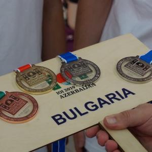 53 медала за България по природни науки през 2020 г.