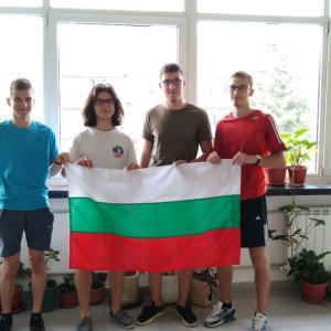 4 медала за България на Международната олимпиада по химия
