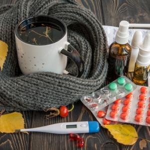 Да се избавим от простудата за 1 ден