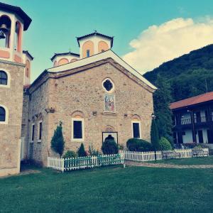 Красотата на България: манастирът