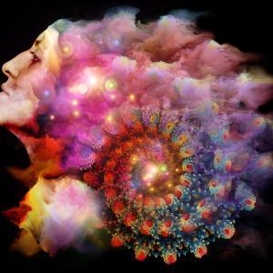 Мистерията на халюцинациите: Защо виждаме спирали?