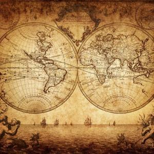 1421 г. - китайци откриват Америка?