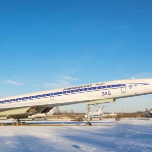 26 май 1970 г. - Извършен е първият редовен полет на съветския свръхзвуков самолет Ту-144