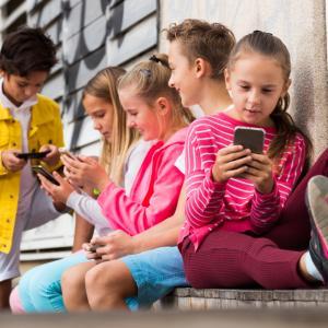 Детство мое, дигитално и мобилно