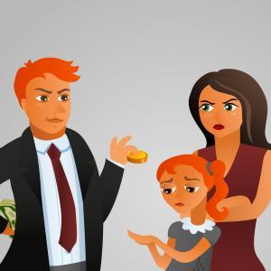 Разводът на родителите засяга най-силно децата над 7-годишна възраст