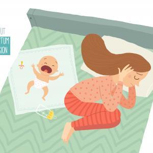 Следродилната депресия – мит или реалност?