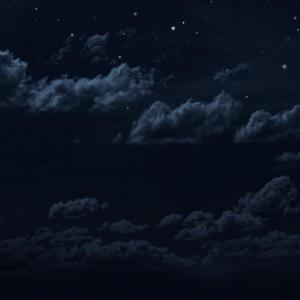 Защо нощното небе е черно?