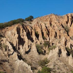 Стобските пирамиди - скалното чудо на Рила
