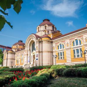 На баня в София