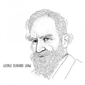 Джордж Бърнард Шоу: Кога ще се научим да живеем като хора?