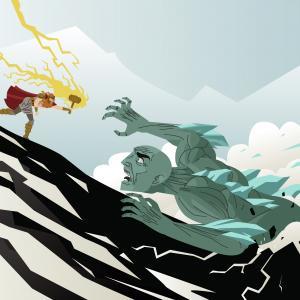 Митове за сътворението на света - скандинавският мит за ледения гигант