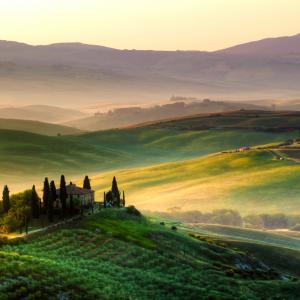 Почувствайте идиличната красота на Тоскана от тези прекрасни снимки