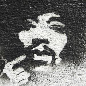 Джими Хендрикс за силата на любовта