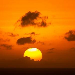Залязващото Слънце е една голяма оптична илюзия