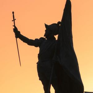 25 септември 1513 г. – Балбоа достига Тихия океан