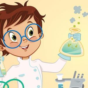 Виц: В час по химия