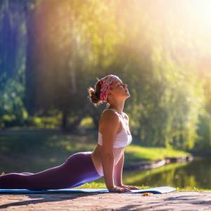 Йогата носи не само физически, но и психологически ползи