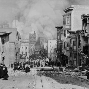 18 април 1906 г. - Сан Франциско е опустошен от силно земетресение