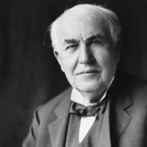 18 октомври 1931 г.: Умира Томас Едисън