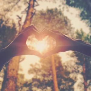 Притча за страстта, любовта и обичта