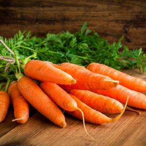 Не, морковите не подобряват зрението