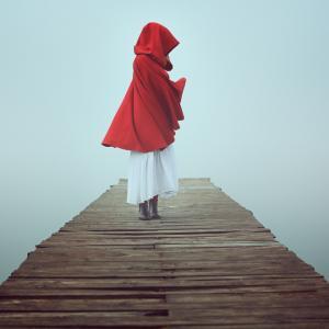 Истинската история за Червената шапчица
