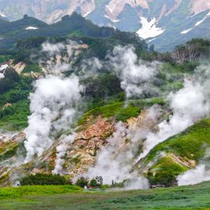 Долината на гейзерите - един от най-красивите природни феномени в Русия