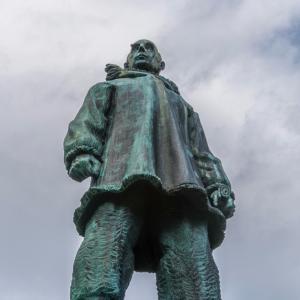 7 март 1912 г. - Руал Амундсен официално съобщава, че неговата експедиция е достигнала Южния полюс