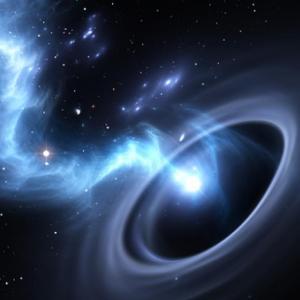 Какво би станало, ако попаднем в черна дупка?
