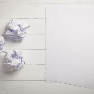 Ето как да си направите хартия в домашни условия