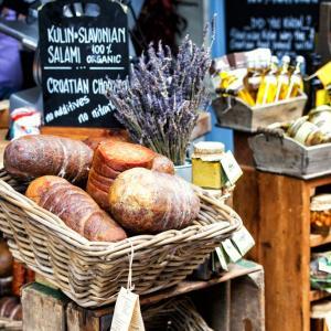 Как храната моделира нашите градове