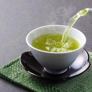 Виц: Диета със зелен чай