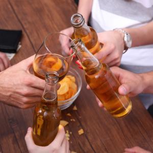Спиртът удължава живота