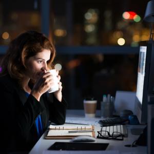 Искате силна концентрация и творческо мислене? Избягвайте нощната работа