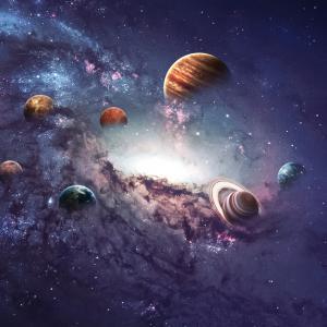 Защо Уран и Венера се въртят в грешната посока?