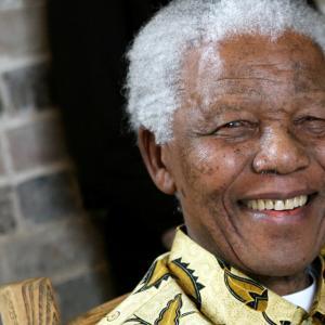 Нелсън Мандела за езика