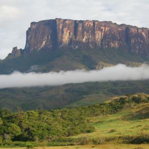 Рорайма – планина от древни приказки