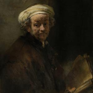 15 юли 1606 г. - Ражда се Рембранд!