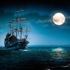 Какво са обичали да четат пиратите?