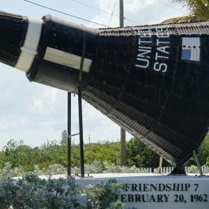 20 февруари 1962 г. - Джон Глен става първият американец, който извършва орбитален космически полет