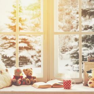Ето как да си направите сняг в домашни условия