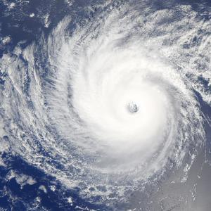 Сапунени мехури могат да предвиждат циклони