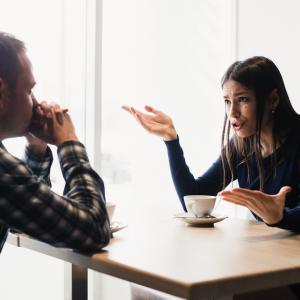 Двойките, които се карат, имат по-здрава връзка