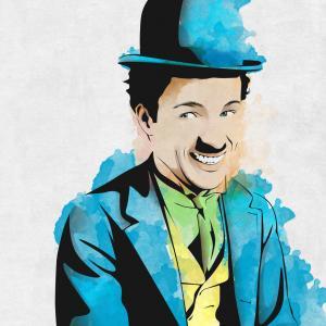 Чарли Чаплин за усмивката и сълзите